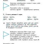 картинка правила русского языка про правописание гласных